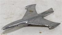 Early Auto Plane Hood ornament