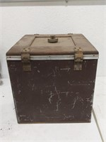 Vintage WWI Thermatic heated chest