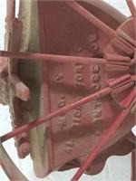 Antique Midget cast iron seed planter
