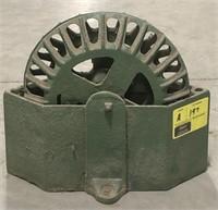 Antique Cast Iron Hog oiler