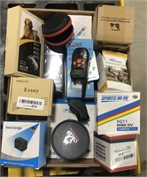 Lot of electronics, includes pet nail grinder,