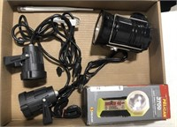 Lot of miscellaneous lights
