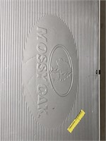 Mossy Oak Portable Aluminum double gun case
