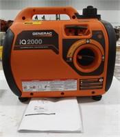 Generac iQ200 1600 running watts and 2000