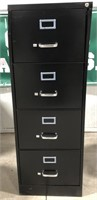 Metal 4 drawer cabinet