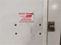 NEW Dura Door Wood Framed Commercial Door-Kemlite