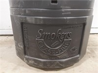 Smokers Cease-fire Cigarette Disposal