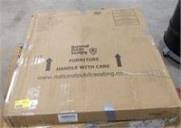 NOS National public seating Square Bistro Table