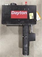 Dayton propane low-intensity infrared heater