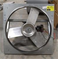 Dayton Exhaust Fan, 18 In, for Hazardous Location