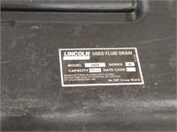 Lincoln 17 gal. Transfer Tanker with Electric
