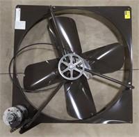 """Dayton 2-Speed Belt Drive Whole House Fan, 42"""""""