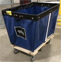 Royal basket truck on wheels