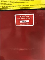JohnDow Industries rotary pump for flammable and