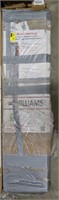 """Williams Matchless Piezo Top Vent Wall Heater 16"""""""