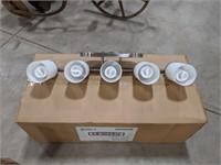 AFX 65 Watt Five-Light Fluorescent Vanity Fixture