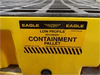 Eagle Spill Containment Pallets, Uncovered, 66