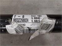 4' Hydraulic cylinder