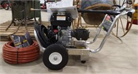 NOS Dayton 3200 psi pressure washer with Honda
