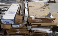 Large pallet of multiple different types of