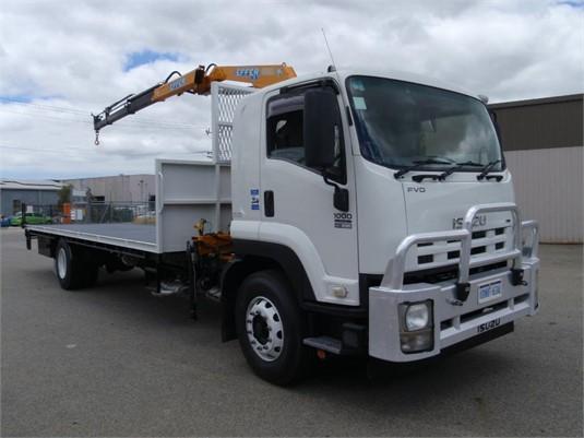 2010 Isuzu FVR 1000 Long - Trucks for Sale
