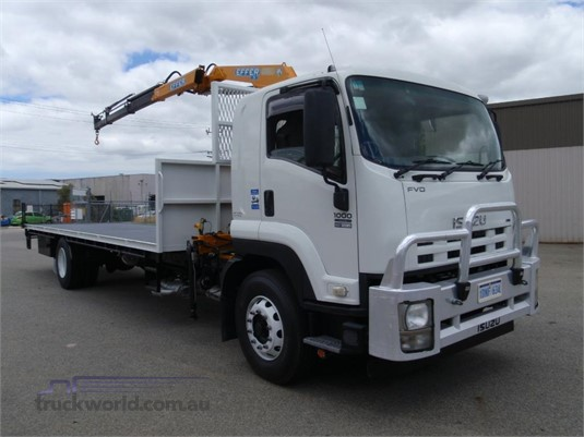 2010 Isuzu FVR 1000 Long - Trucks for Sale