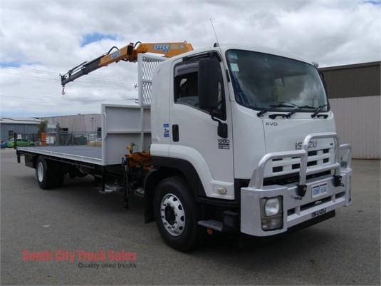 2010 Isuzu FVR 1000 Long South City Truck Sales - Trucks for Sale