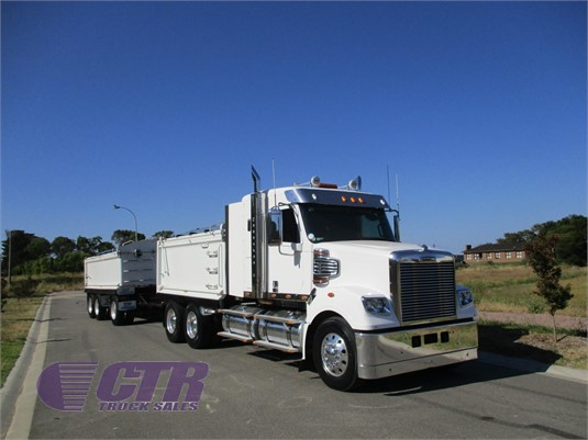2015 Freightliner Coronado 114 CTR Truck Sales - Trucks for Sale