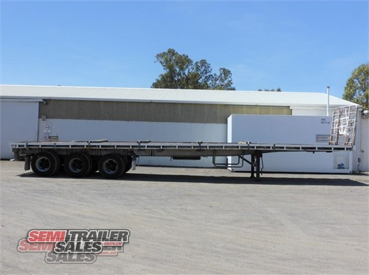 1980 Custom Flat Top Trailer Semi Trailer Sales - Trailers for Sale