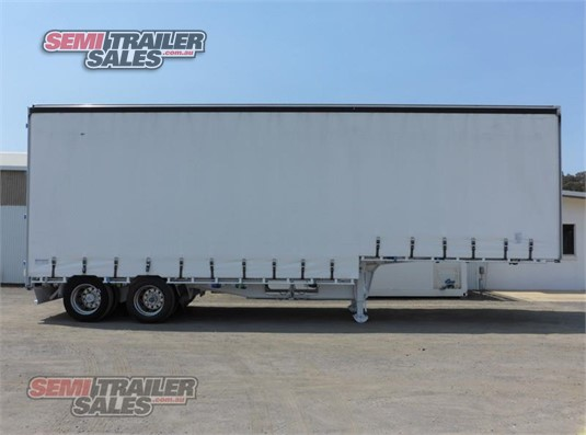 2010 Jtb Drop Deck Trailer Semi Trailer Sales  - Trailers for Sale