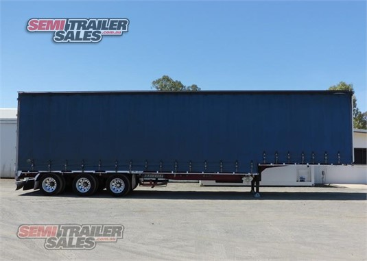 2006 Krueger Drop Deck Trailer Semi Trailer Sales  - Trailers for Sale