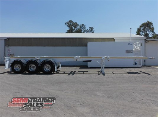 2020 Panus Skeletal Trailer Semi Trailer Sales  - Trailers for Sale