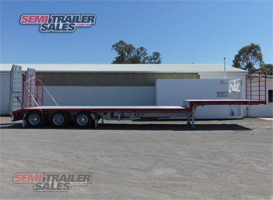 2020 Panus Drop Deck Trailer Semi Trailer Sales  - Trailers for Sale