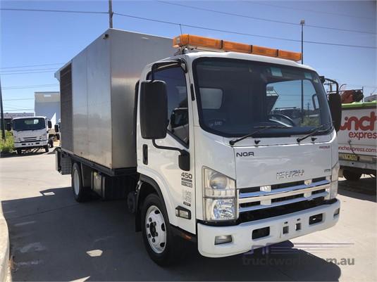 2013 Isuzu NQR 450 Gilbert and Roach - Trucks for Sale