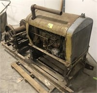 Ersted Motor Power Unit Ford Model T Engine
