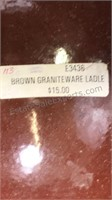 Vintage Metal Kitchen Items Includes Brown