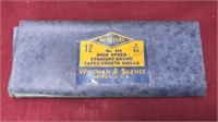 Vintage Package of Whitman and Barnes High Speed
