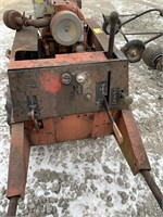 Ditch Witch Trencher 1410