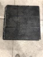 Notrax -556NR,   Rubber Slip resistant floor mats