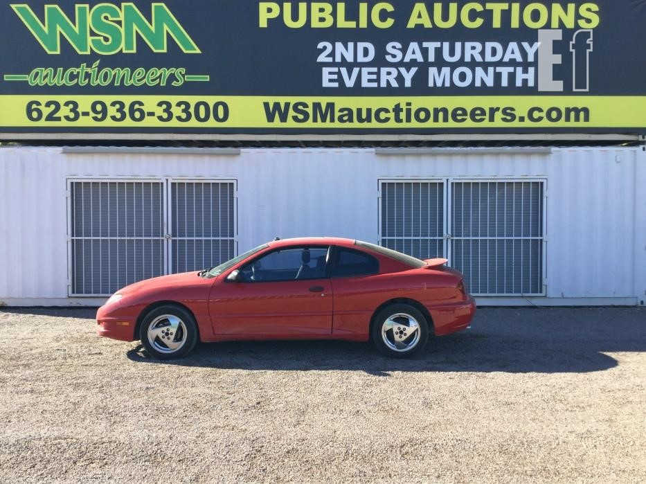 equipmentfacts com 2003 pontiac sunfire online auctions 2003 pontiac sunfire