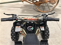 2018 Tao Moto Electric Kids ATV