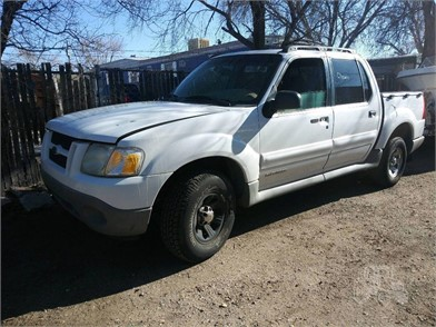 2002 Ford Explorer Sport Track 4x4 Other Items For Sale 1