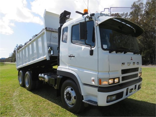 2010 Fuso FV51 - Trucks for Sale