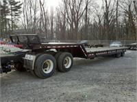 1979 Hauloll Landoll Semi trailer with winch