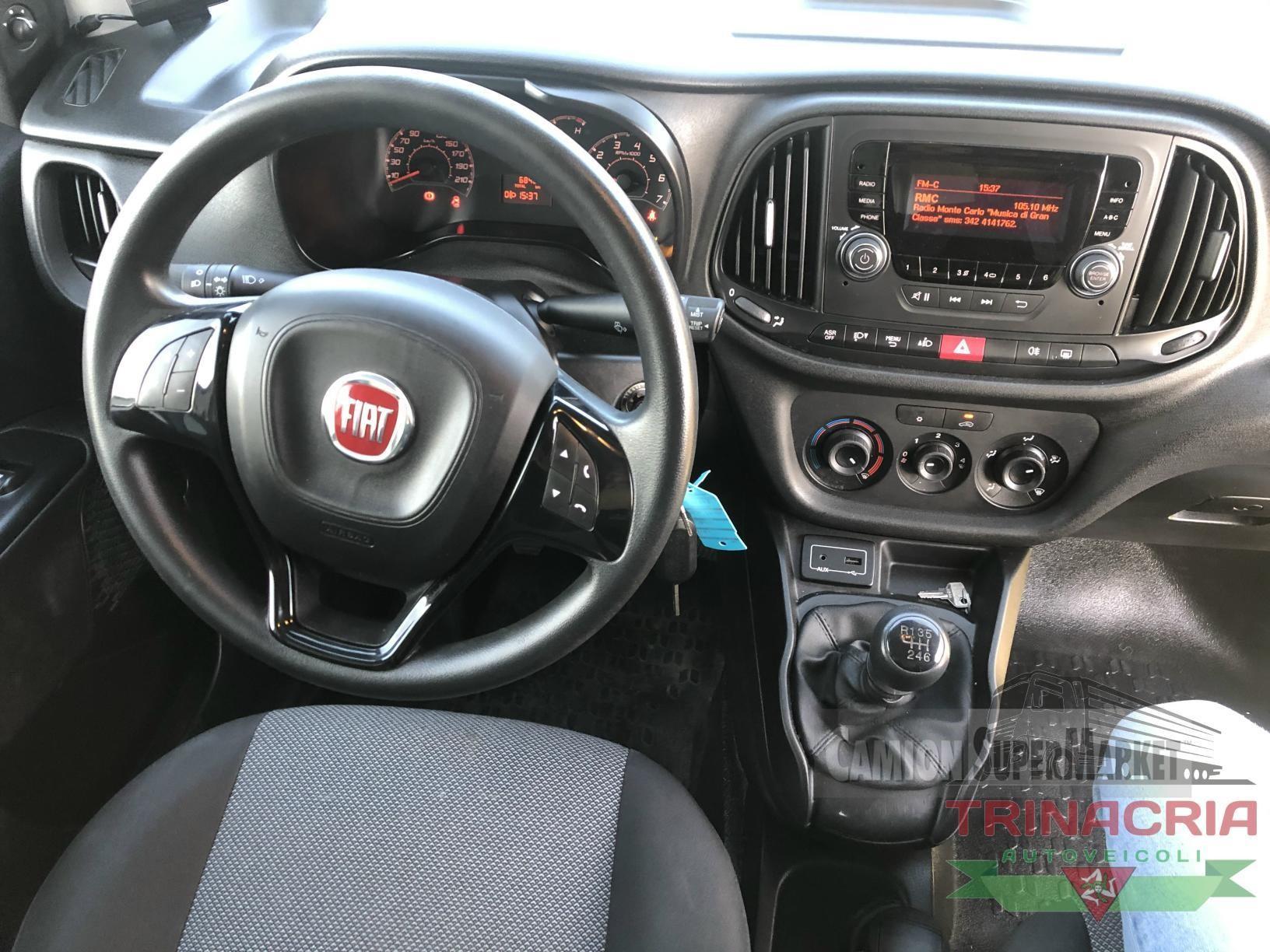 Fiat DOBLO used 2016