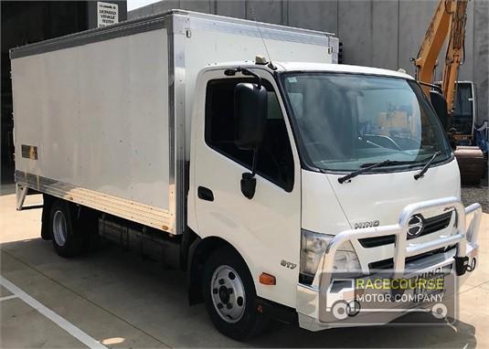 2013 Hino 300 617 Racecourse Motor Company  - Trucks for Sale