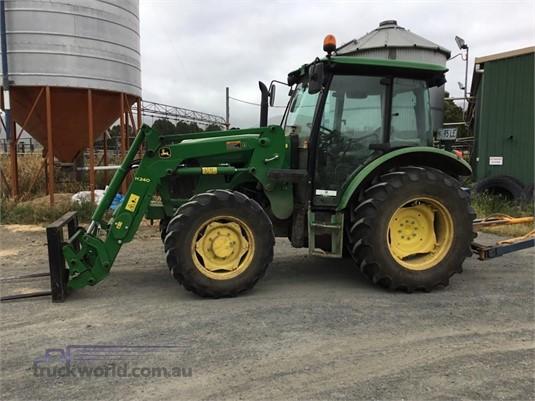 2018 John Deere 5093E  - Farm Machinery for Sale
