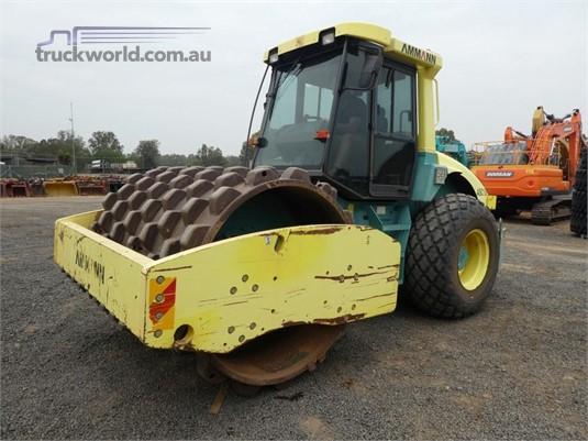 2007 Ammann ASC150D - Heavy Machinery for Sale