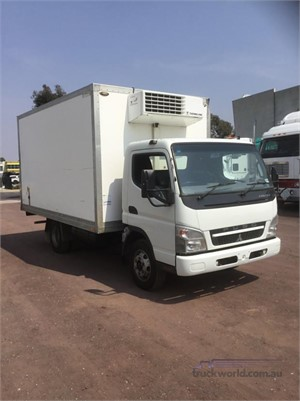 2010 Mitsubishi Canter Hume Highway Truck Sales  - Trucks for Sale