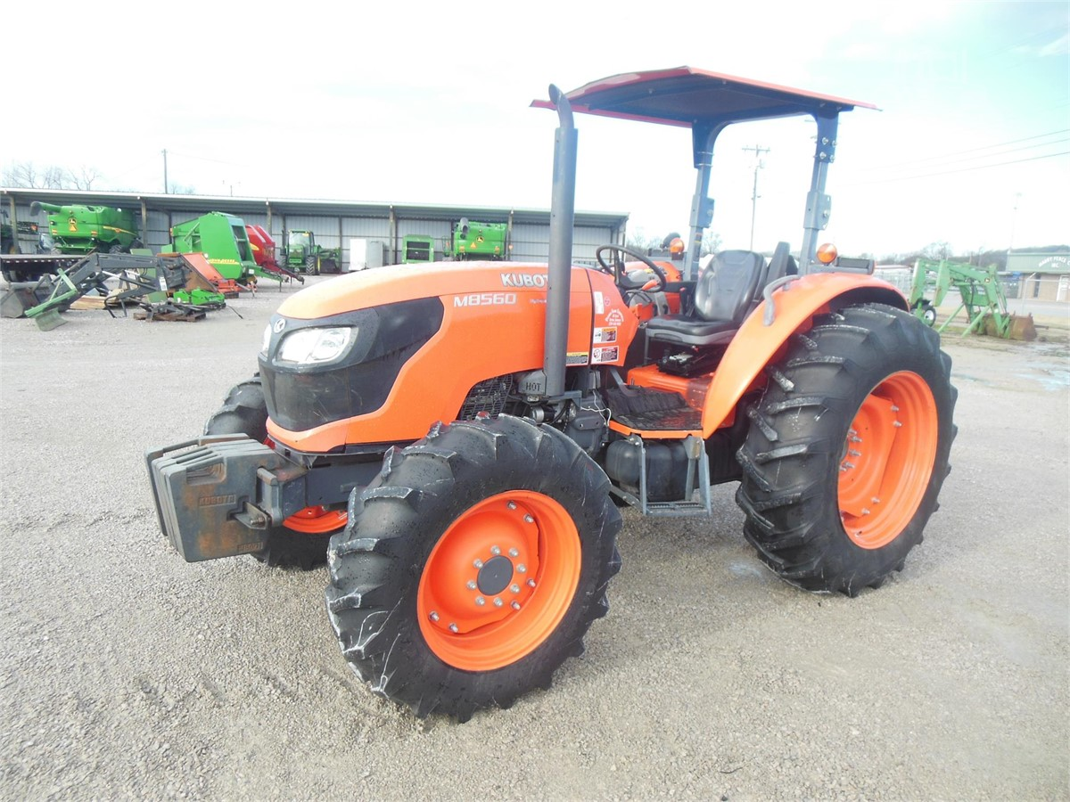 KUBOTA M8560D For Sale In Columbia, Tennessee | www ...